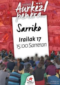 Aurkezpena - Sarriko